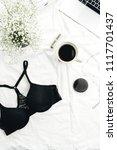 female fashion blog concept...   Shutterstock . vector #1117701437
