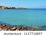 view of the beautiful coast... | Shutterstock . vector #1117713857