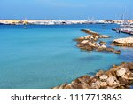 view of the beautiful coast... | Shutterstock . vector #1117713863