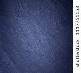 dark grey black slate... | Shutterstock . vector #1117751153