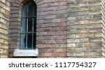 church castle window | Shutterstock . vector #1117754327
