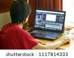 hong kong   september 3  2017 ...   Shutterstock . vector #1117814333