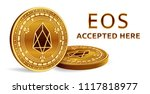 eos. accepted sign emblem....   Shutterstock .eps vector #1117818977