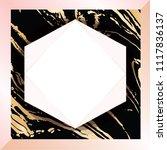 luxury vector abstract... | Shutterstock .eps vector #1117836137
