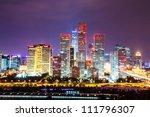 Beijing After Sunset Night...