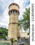 Historical Water Tower In In...