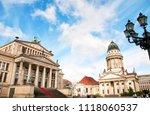 berlin  germany   october 8 ... | Shutterstock . vector #1118060537