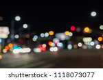 intentionally blurred image of... | Shutterstock . vector #1118073077