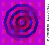 psychological abstraction.... | Shutterstock .eps vector #1118097683