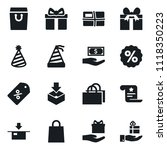 set of simple vector isolated... | Shutterstock .eps vector #1118350223