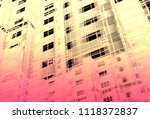 modern architecture background | Shutterstock . vector #1118372837