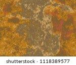 natural rusty texture ... | Shutterstock .eps vector #1118389577
