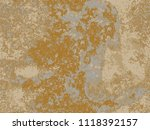 natural rusty texture ... | Shutterstock .eps vector #1118392157