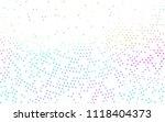 light multicolor  rainbow... | Shutterstock .eps vector #1118404373