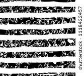 line pattern. brush. vector.... | Shutterstock .eps vector #1118422457