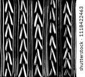 line pattern. brush. vector.... | Shutterstock .eps vector #1118422463
