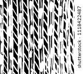 line pattern. brush. vector.... | Shutterstock .eps vector #1118422487