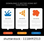business infographic template... | Shutterstock .eps vector #1118492513
