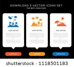 business infographic template... | Shutterstock .eps vector #1118501183