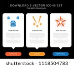 business infographic template... | Shutterstock .eps vector #1118504783