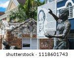 montego bay  jamaica   may 31... | Shutterstock . vector #1118601743