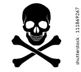 anatomy,art,background,black,bone,color,cranium,criminal,cross,crossbones,danger,dark,dead,death,evil