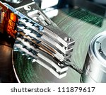 Hard Disk Drive Detail