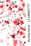hearts background for your... | Shutterstock .eps vector #1118885777