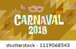 popular event in brazil....   Shutterstock .eps vector #1119068543