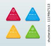 presentation business...   Shutterstock .eps vector #1119867113