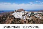 aerial drone bird's eye view... | Shutterstock . vector #1119939983