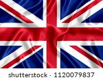 Small photo of Flag of Britain silk
