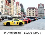 wroclaw  poland   june 11  2018 ... | Shutterstock . vector #1120143977