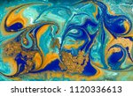 marble abstract acrylic... | Shutterstock . vector #1120336613