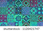 digital background art made... | Shutterstock . vector #1120421747