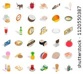 vital activity icons set.... | Shutterstock . vector #1120550387