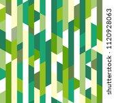 tiled multicolored pattern.... | Shutterstock .eps vector #1120928063