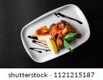 european international fusion...   Shutterstock . vector #1121215187