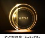 overlying semitransparent... | Shutterstock .eps vector #112125467