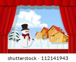 Christmas Puppet Theater...