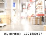 blurred business background ... | Shutterstock . vector #1121500697