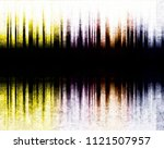 strips abstrack background with ... | Shutterstock . vector #1121507957