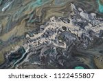 color flow from washing in the...   Shutterstock . vector #1122455807