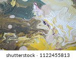 color flow from washing in the...   Shutterstock . vector #1122455813