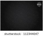 carbon kevlar texture | Shutterstock .eps vector #112344047
