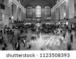 june 5  2018  new york  new... | Shutterstock . vector #1123508393