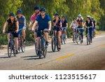 may 19  2018  ojai  ca  usa  ... | Shutterstock . vector #1123515617
