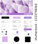light purple  pink vector web...