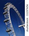 london eye  big wheel the...