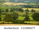 fields of wheat | Shutterstock . vector #112380677